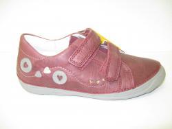 D.D.STEP Dětské kožené boty be4b6f4f58f
