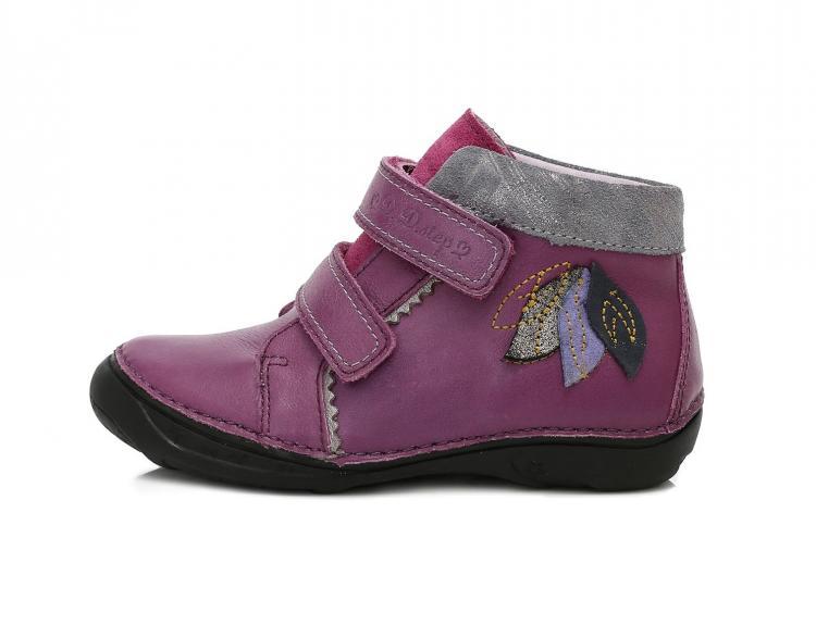 12fee79b812 D.D.STEP Dětské kožené boty 046-62