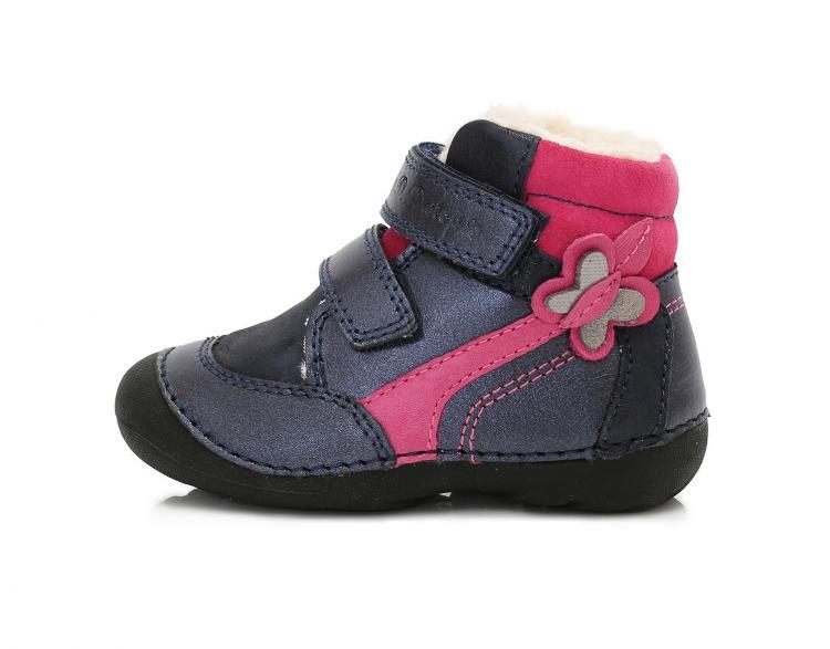 D.D.STEP Dětské zimní boty  2994679bff